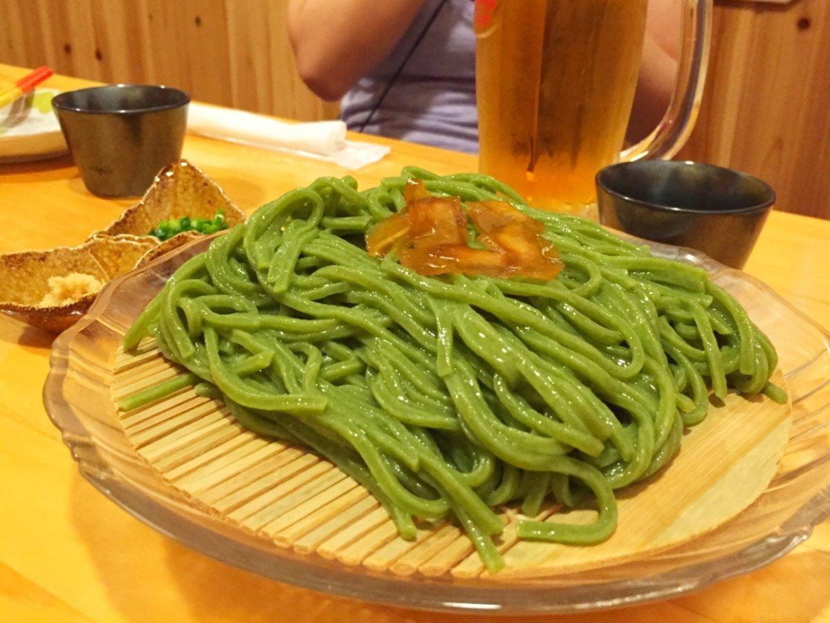 タキヤのモリンガ麺