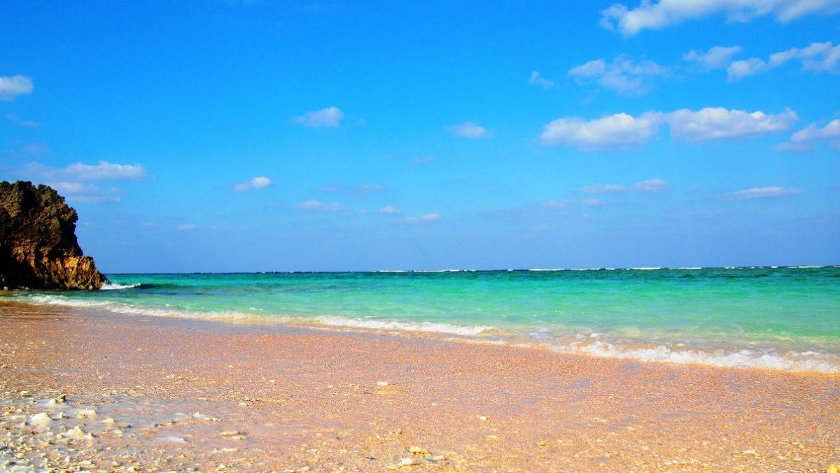 宇勝の隣の海
