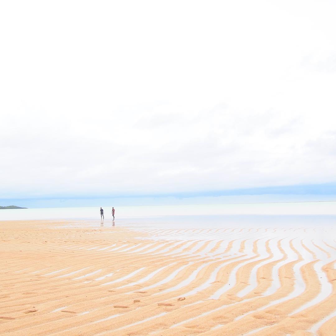 やっぱりきれいな百合ヶ浜