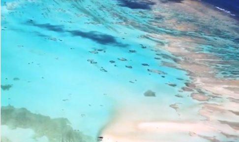 空から見る百合ヶ浜