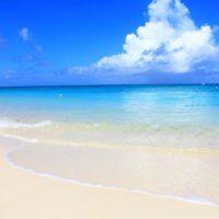 与論島は10月も引き続き暑いです。