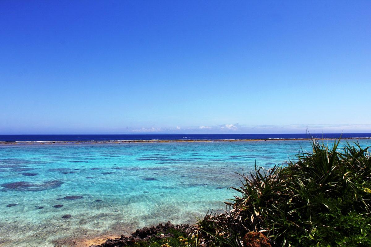 行き止まりのトコの海