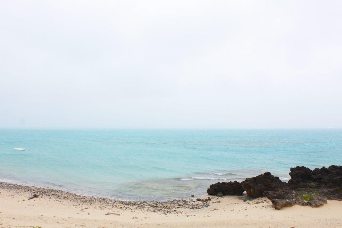 大金久海岸